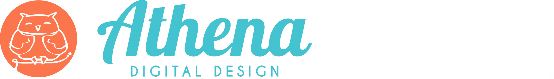 Athena Digital Design Logo